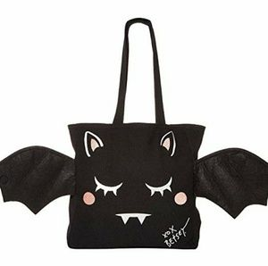 Betsey Johnson Bat Wings Tote Bag